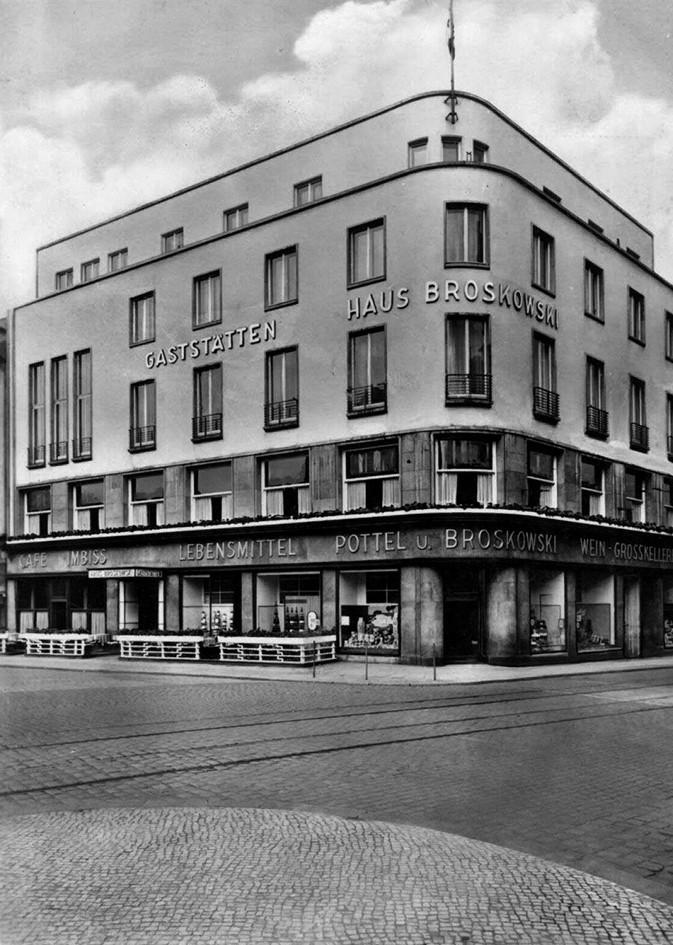 Commercial building Pottel & Broskowski