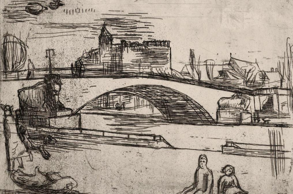 Giebichensteinbrücke – Ort der Grand Tour der Moderne