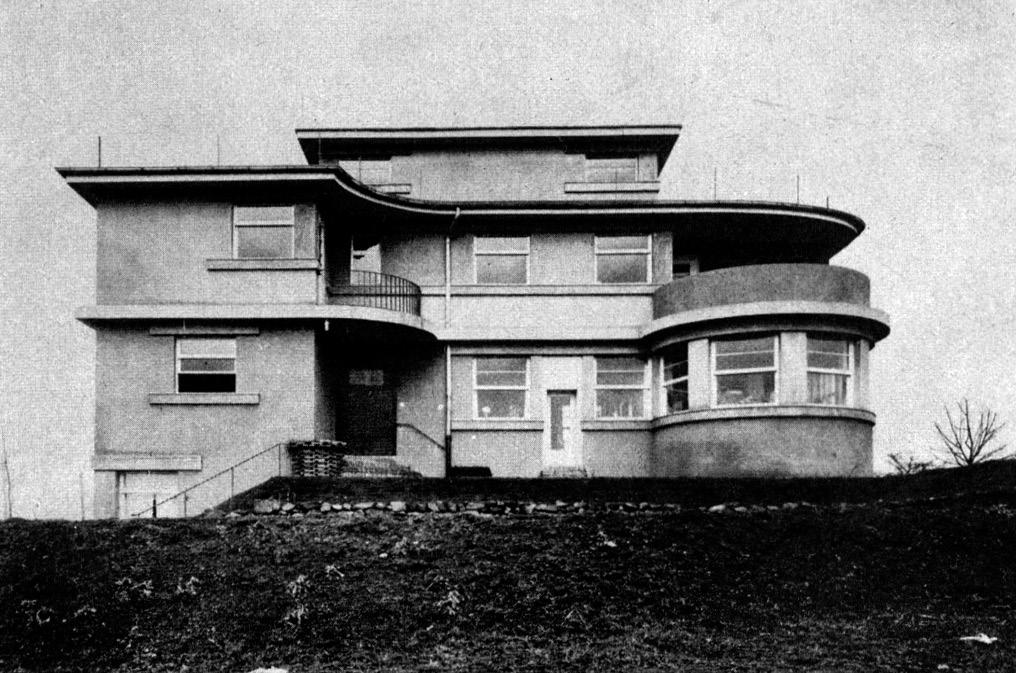 Haus Crodel (Villa Niemeyer)