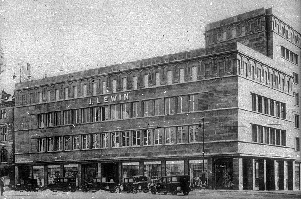 Kaufhaus J. Lewin