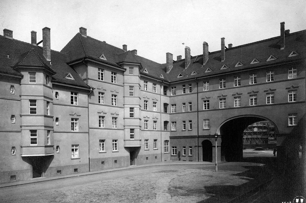 Wohnanlage am Lutherplatz