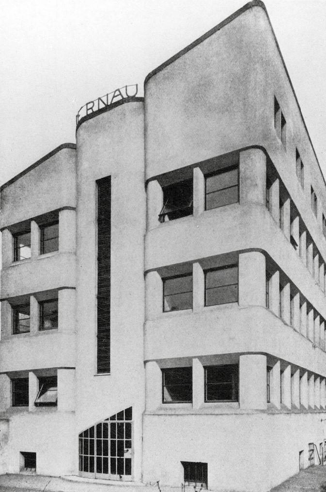Bürohaus Sernau