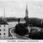 Wohnanlage Johannesplatz