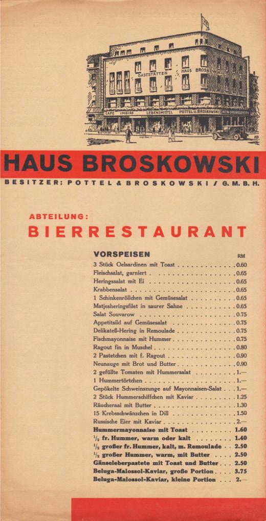 Geschäftshaus Pottel & Broskowski