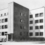 Verwaltungs- und Wohnhaus