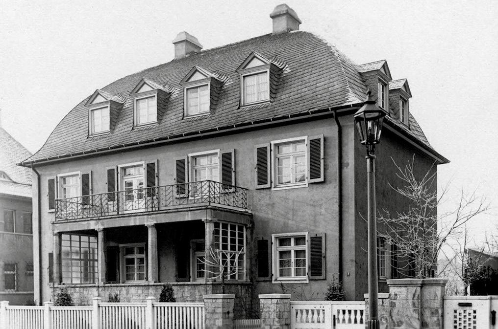 Wohnhaus Heinrich-Heine-Str.2